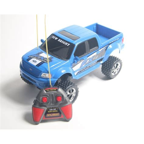 New Bright Ford F150 - Low Rider Truck - fed fjernstyret