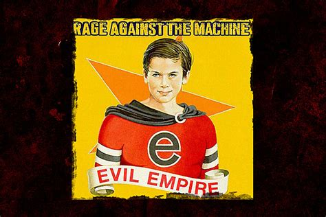 22 Years Ago: Rage Against the Machine Release 'Evil Empire'