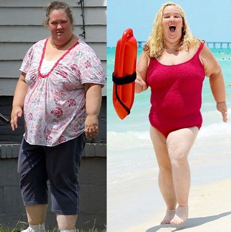Mama June Weight Loss Shocks as She Goes from 460 to Size