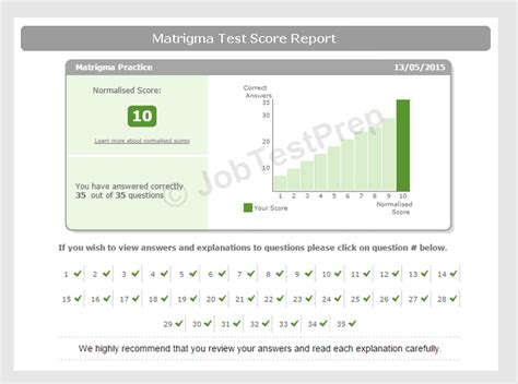 Matrigma Test: Free Sample Questions, Tips & More