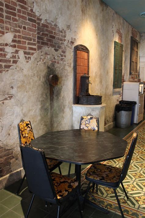 Decorative Painting for Restaurants   French Designing