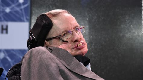 Stephen Hawking's giving us all about 1,000 years to find