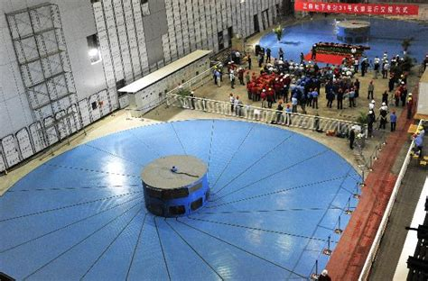 2nd turbine launched on Three Gorges Dam
