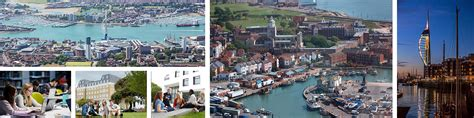 University of Portsmouth - Study Outside Norway - Sonor
