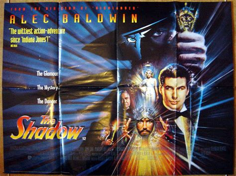 Shadow (The) - Original Cinema Movie Poster From