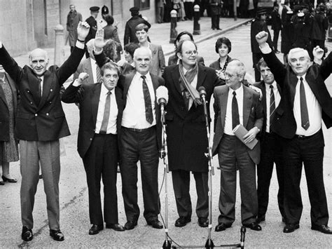 Birmingham Six member Paddy Hill on why the challenges