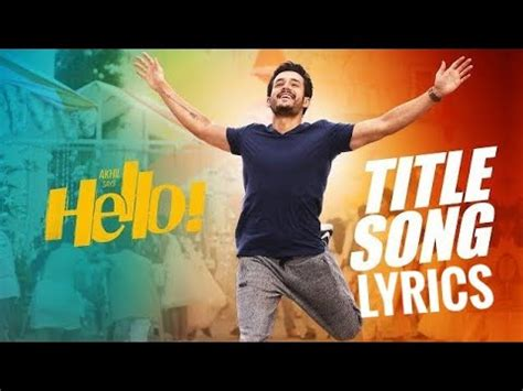 #Hello Hello Title, Song Lyrics subscribe my channel like