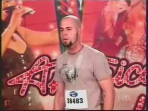Chris Daughtry Audition - YouTube
