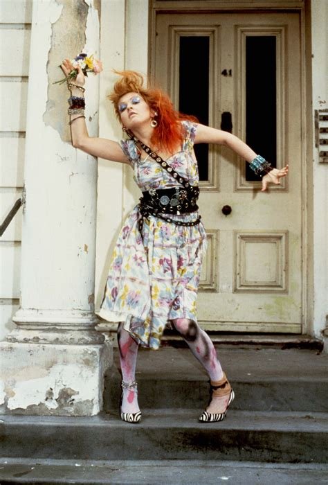 Get Cyndi Lauper's Iconic Style Just in Time for Summer