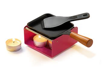 Raclette-Ofen «Pico» pink