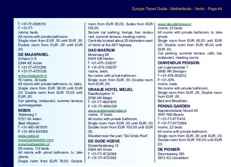 Europe travel-guides---65pages