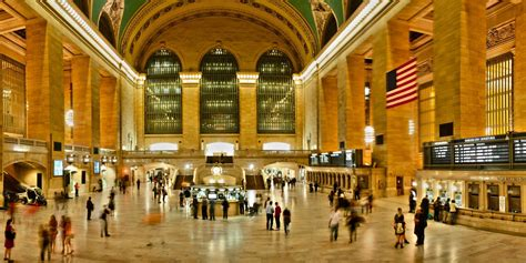 Grand Central Station: the most famous train station in