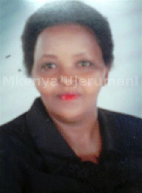Mama Africa, a Kenyan from Münster Passes Away – Mkenya