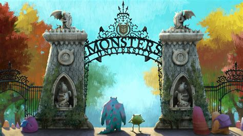 Monsters University Wallpapers | HD Wallpapers | ID #11554