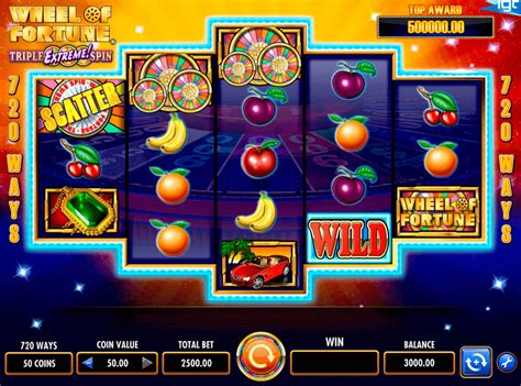Play Wheel of Fortune FREE Slot   IGT Casino Slots Online