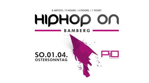 Party - Hip Hop On • Easter Edition - PIO in Hallstadt