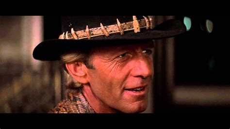 Crocodile Dundee: That's not a knife