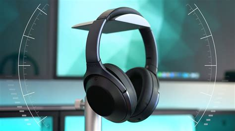 The Most Advanced Headphones? Sony MDR-1000X! - YouTube