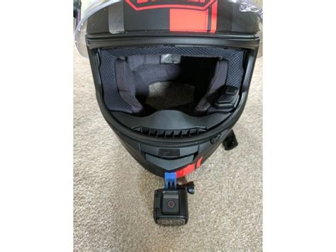 """The """"Jimmy Hill"""" GoPro session helmet chin mount by"""