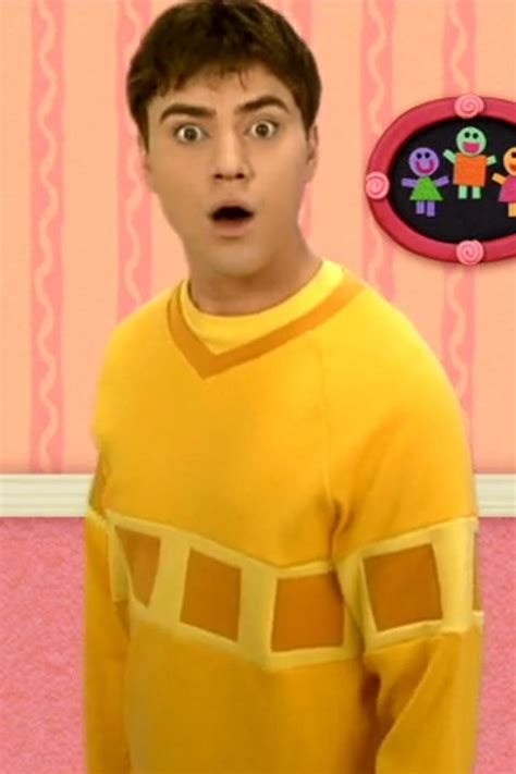 Watch Blue's Clues - S5:E15 A Brand New Game (2002) Online