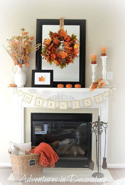Hometalk | New Fall Home Decorated Great Room