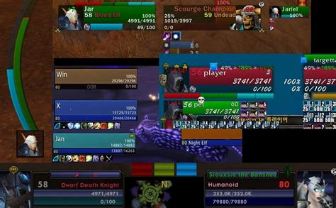 Overview - Stuf Unit Frames - Addons - Projects - WoW