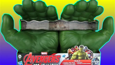 HULK SMASH PLAYDOH vs SPONGEBOB TOYS 2015, Avengers Ultron