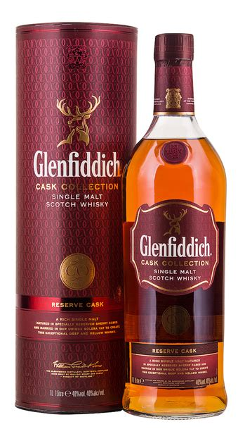 Buy Glenfiddich Reserve Cask 1L w/Gift Box at the best
