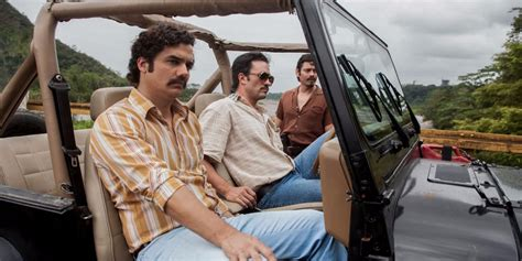 Pablo Escobar's brother wants an early look at 'Narcos