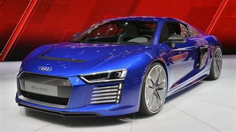 Its the end of the road for Audi's R8 e-tron