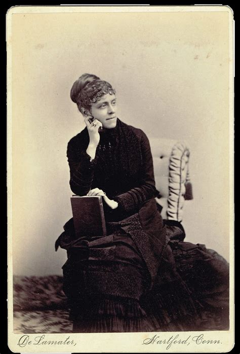 Louisa May Alcott   As a nurse, Alcott served in the Union