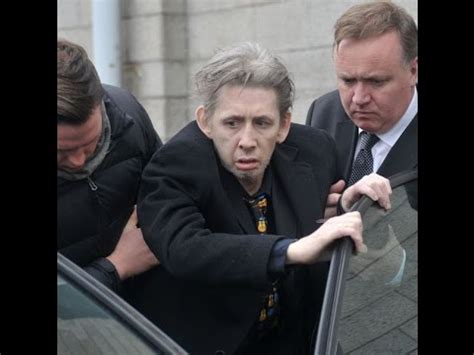 Grief-Stricken Shane Macgowan Looks Frail At Funeral Of