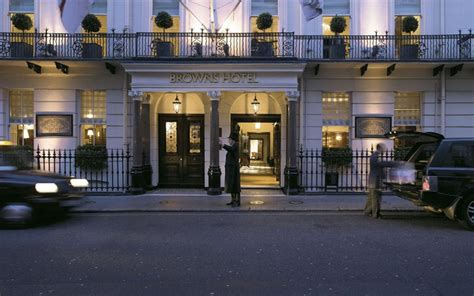 Rocco Forte Brown's Hotel - London, England : The Leading