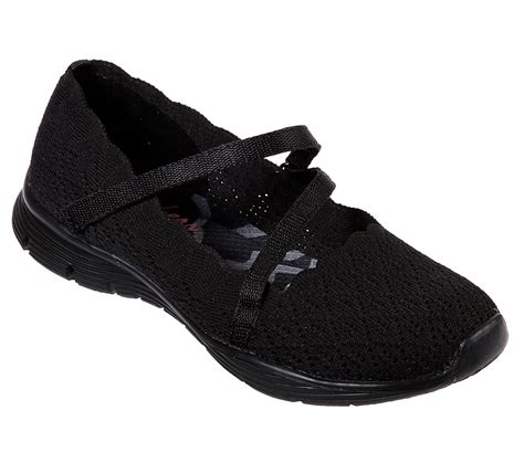 Skechers Womens Modern Comfort SEAGER STRIKE OUT