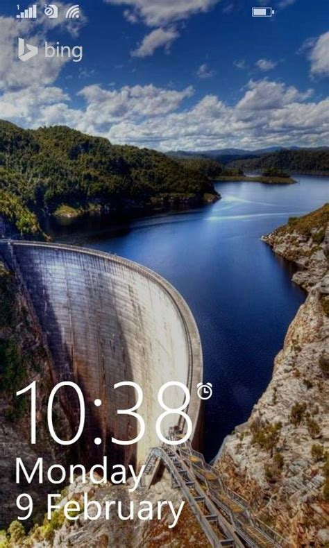 Set Bing Images As Lock Screen In Windows Phone | I Have A PC