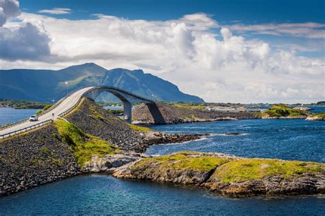 Norway: 680-mile road trip from Stavanger to Trondheim in