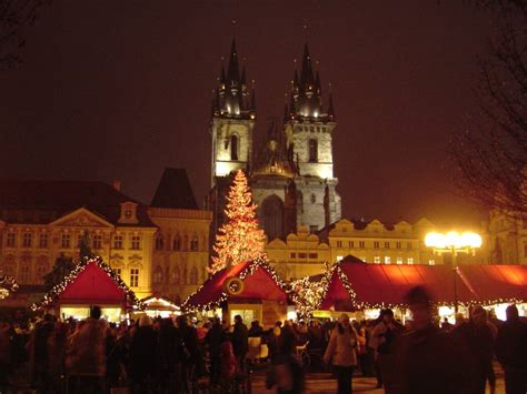 Prague Christmas Markets 2010