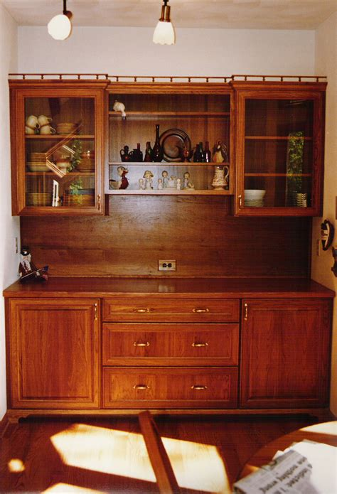 Kitchen: Kitchen Hutch Cabinets For Efficient And Stylish