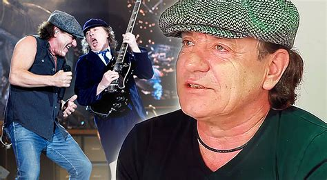 Did AC/DC Just Kick Singer Brian Johnson To The Curb