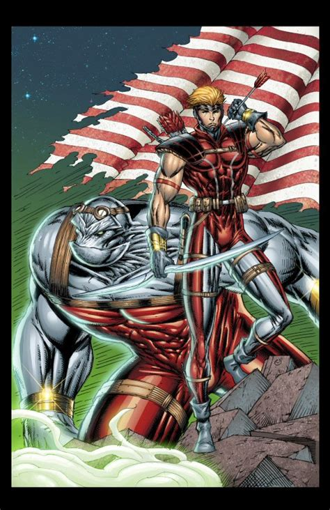 Youngblood - Rob Liefeld Creations