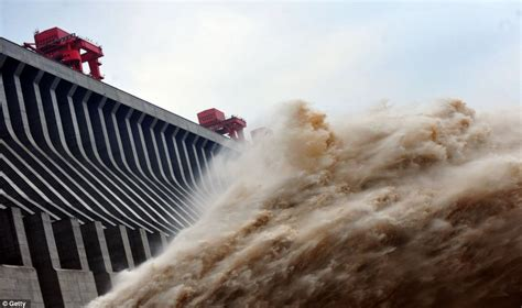 Three Gorges: World's most powerful dam opens in China as
