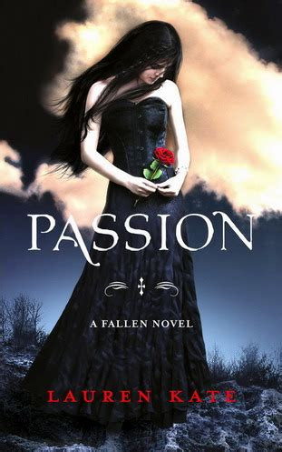 Book Review: Passion by Lauren Kate