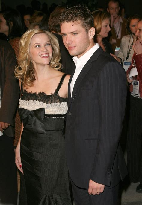 Reese Witherspoon and Ryan Phillippe | Shocking Celebrity