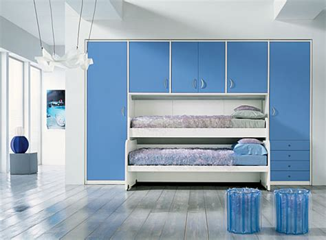 Bunk Beds and Loft Bedrooms for Teenagers by IMA - DigsDigs