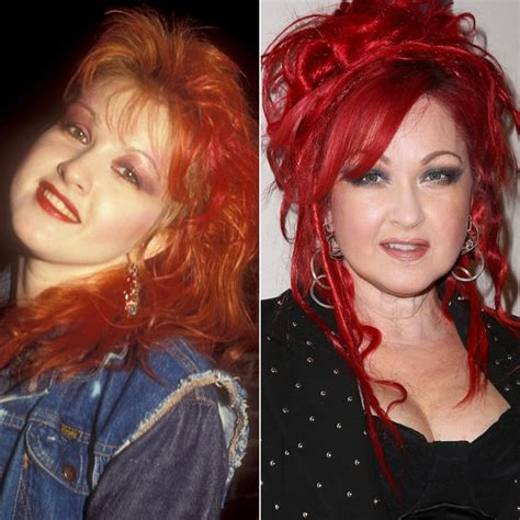 Cyndi Lauper | '80s Stars: Then and Now | Us Weekly