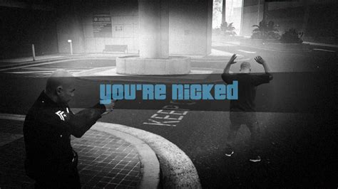 """GTA London 1969/61 """"WASTED"""" and """"BUSTED"""" text - GTA5-Mods"""