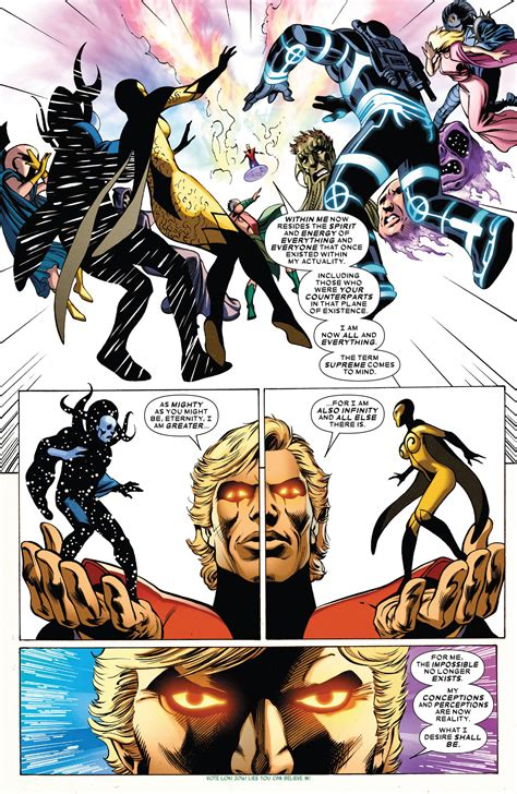 Current Adam Warlock vs Thanos with Classic Infinity
