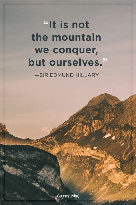 25 Inspirational Hiking Quotes - Best Sayings About