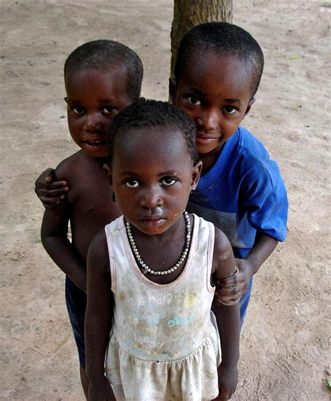 Free picture: young, African, children, portraits