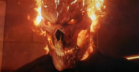 No More Ghost Rider On Agents of SHIELD Due To Cost